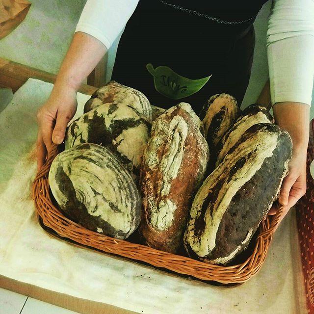 Пекарня - натуральный бездрожжевой хлеб