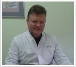 Игорь Янчинский, невропатолог
